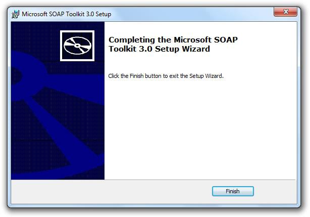 SOAP 6 - SOAP-eszkoz-telepites-befejezese